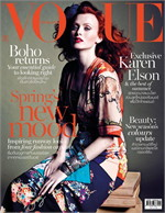 VOGUE THAILAND MARCH 2015