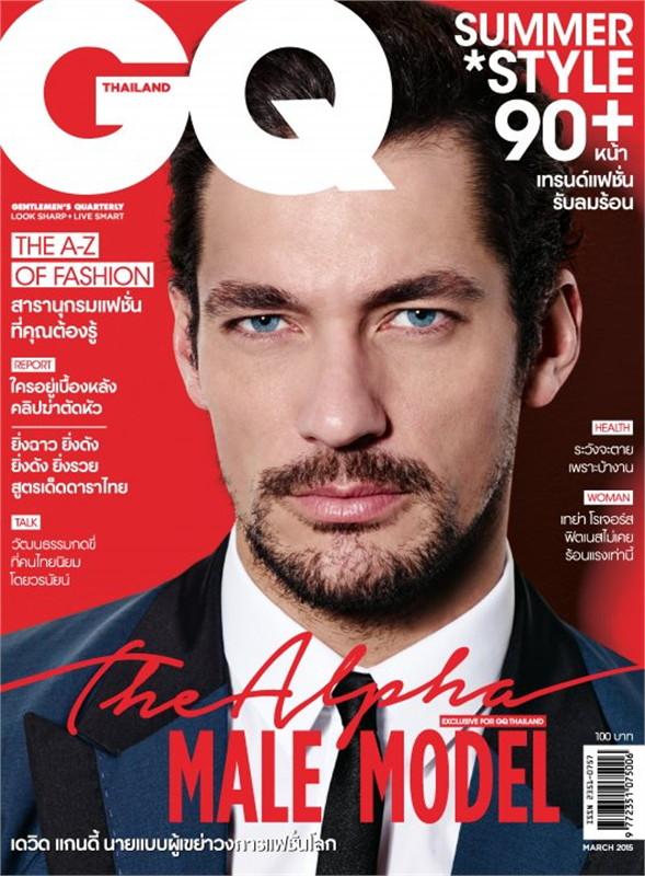 GQ THAILAND MAGAZINE MARCH 2015