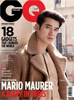 GQ THAILAND MAGAZINE August 2015