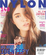NYLON Thailand issue 31