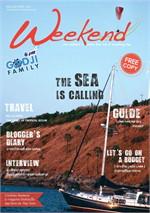 นิตยสารWeekend ฉ.82 เม.ย 58(ฟรี)