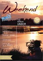 นิตยสารWeekend ฉ.88 ต.ค 58(ฟรี)