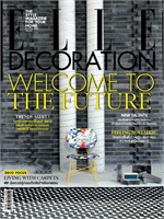 ELLE DECORATION No.191 Januaryl 2015