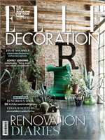 ELLE DECORATION No.192 Feburary 2015