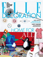 ELLE DECORATION No.194 April 2015