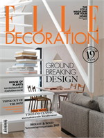 ELLE DECORATION No.196 June 2015