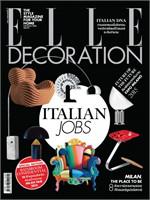 ELLE DECORATION No.197 July 2015