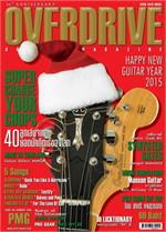 Overdrive Guitar Magazine Issus 191