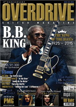 Overdrive Guitar Magazine Issus 196