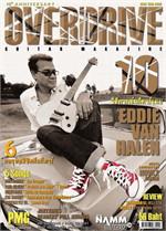 Overdrive Guitar Magazine Issus 128