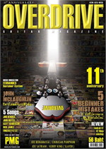 Overdrive Guitar Magazine Issus 130