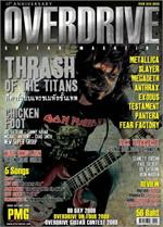 Overdrive Guitar Magazine Issus 132