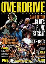Overdrive Guitar Magazine Issus 133