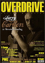 Overdrive Guitar Magazine Issus 134