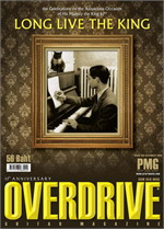 Overdrive Guitar Magazine Issus 136