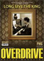 Overdrive Guitar Magazine Issus 136