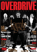 Overdrive Guitar Magazine Issus 138