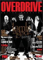 Overdrive Guitar Magazine Issus 138