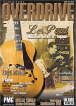 Overdrive Guitar Magazine Issus 139