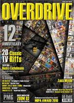 Overdrive Guitar Magazine Issus 140