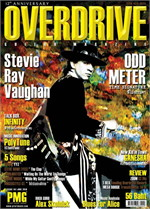 Overdrive Guitar Magazine Issus 141