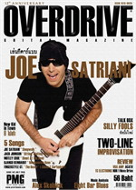 Overdrive Guitar Magazine Issus 142