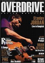 Overdrive Guitar Magazine Issus 143