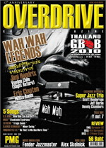 Overdrive Guitar Magazine Issus 145