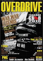 Overdrive Guitar Magazine Issus 145