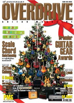 Overdrive Guitar Magazine Issus 147