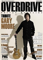 Overdrive Guitar Magazine Issus 149