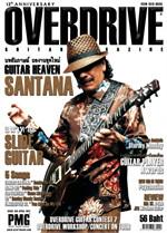Overdrive Guitar Magazine Issus 150