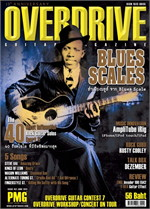 Overdrive Guitar Magazine Issus 152