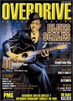 Overdrive Guitar Magazine Issus 152