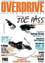 Overdrive Guitar Magazine Issus 154