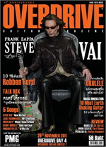 Overdrive Guitar Magazine Issus 156