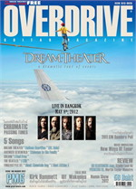Overdrive Guitar Magazine Issus 160