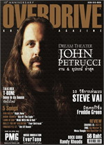 Overdrive Guitar Magazine Issus 161