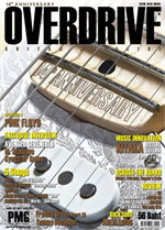 Overdrive Guitar Magazine Issus 162