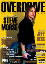 Overdrive Guitar Magazine Issus 163