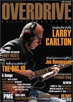 Overdrive Guitar Magazine Issus 164