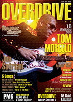 Overdrive Guitar Magazine Issus 170