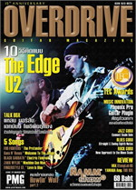 Overdrive Guitar Magazine Issus 171