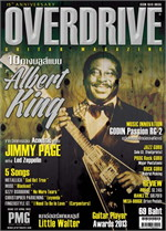 Overdrive Guitar Magazine Issus 172