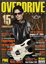 Overdrive Guitar Magazine Issus 173