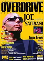 Overdrive Guitar Magazine Issus 175