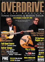 Overdrive Guitar Magazine Issus 176