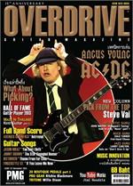 Overdrive Guitar Magazine Issus 177