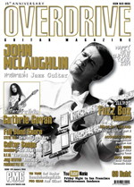 Overdrive Guitar Magazine Issus 179
