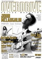 Overdrive Guitar Magazine Issus 179